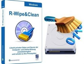 R-Wipe & Clean 20.0 Build 2306 Crack With Serial Key Download Latest 2021