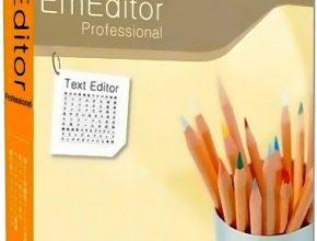 EmEditor Professional Crack 20.6.1 With Keygen 2021 Latest Version