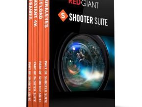 Red Giant Shooter Suite 13.1.11 Free Download Windows